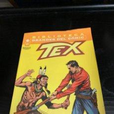 Cómics: TEX Nº 11, POR GIAN LUIGI BONELLI Y AURELIO GALLEPINI. Lote 268992309