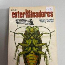 Cómics: PLANETA LOS EXTERMINADORES MUY BUEN ESTADO. Lote 269306018
