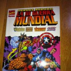 Comics : JLA:III GUERRA MUNDIAL NUMS. 1. Lote 269263198