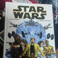 Cómics: STAR WARS. COMIC. JASON AARÓN. JOHN CASSADAY. PLANETA. Lote 269674558