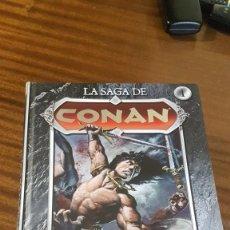 Cómics: CONAN . LA SAGA DE CONAN. Lote 269734963