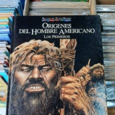 Cómics: ORÍGENES DEL HOMBRE AMERICANO, RELATOS DEL NUEVO MUNDO N°25. Lote 270093838