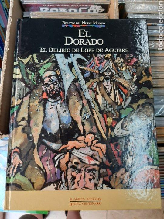 EL DORADO, RELATOS DEL NUEVO MUNDO, N° 20 (Tebeos y Comics - Planeta)