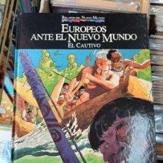 Cómics: EUROPEOS ANTE EL NUEVO MUNDO, RELATOS DEL NUEVO MUNDO, N° 21. Lote 270095933