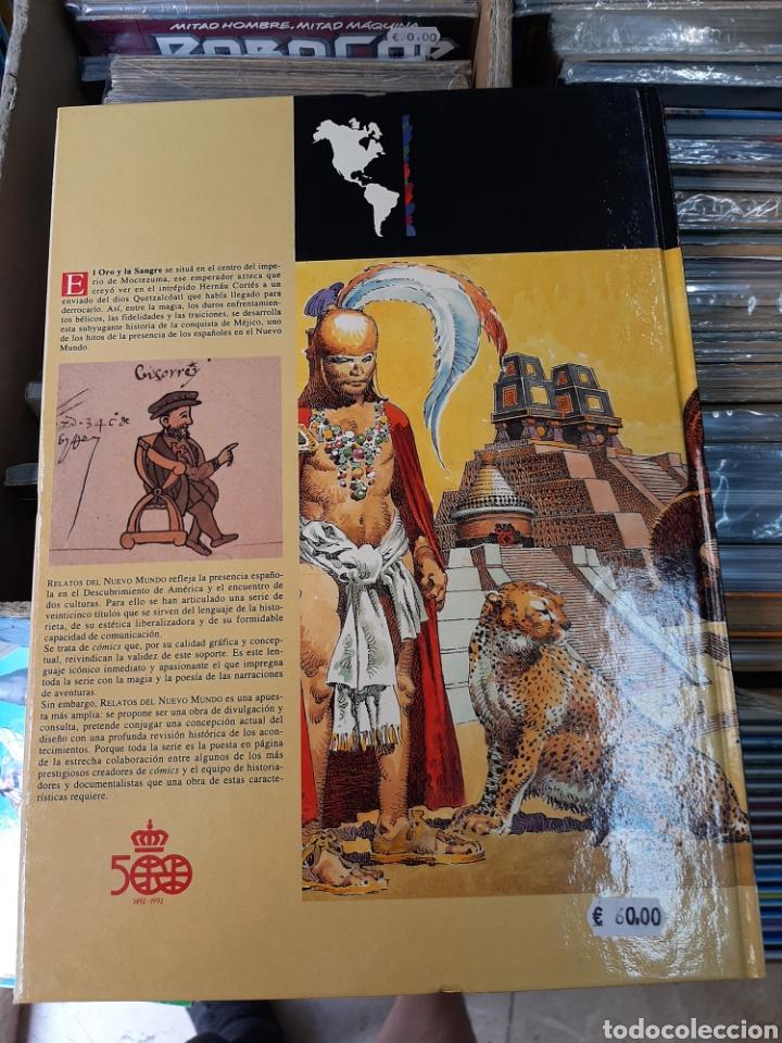 Cómics: La Conquista de Nueva España, Relatos del nuevo mundo n° 11 - Foto 2 - 270096978