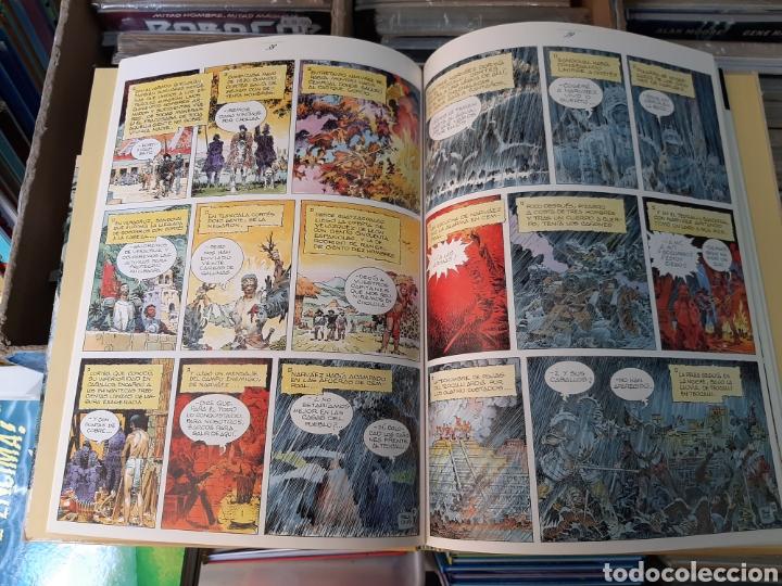 Cómics: La Conquista de Nueva España, Relatos del nuevo mundo n° 11 - Foto 3 - 270096978