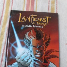 Cómics: LANFEUST DE TROY: LA BESTIA FABULOSA; ARLESTON AND TARQUIN. Lote 270097113