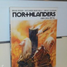 Comics : NORTHLANDERS Nº 5 METAL - PLANETA OFERTA. Lote 270170598