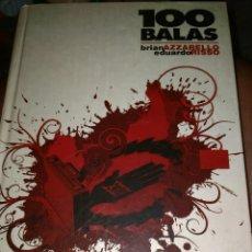Cómics: TEBEO 100 BALAS, NUMERO 13 BRIAN AZARELLO Y EDUARDO RISSO.. Lote 270402488