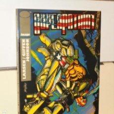 Cómics: SUPERPATRIOT IMAGE WORLD COMICS - PLANETA OFERTA. Lote 270608108