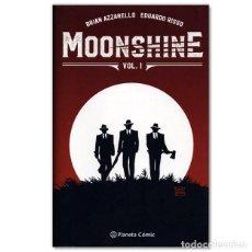 Cómics: MOONSHINE VOL. 1. Lote 270937098