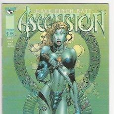 Comics : PLANETA. ASCENSIÓN. FINCH. BATT. 5.. Lote 271255303