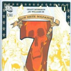 Fumetti: PLANETA. LOS SIETE SOLDADOS DE LA VICTORIA. 1.. Lote 271307533