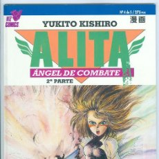 Comics : PLANETA. ALITA ANGEL DE COMBATE. 4. SEGUNDA PARTE.. Lote 271328428