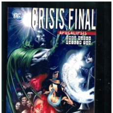 Comics: CRISIS FINAL -APOCALIPSIS- PLANETA. TAPA BLANDA. NUEVO.. Lote 271366563