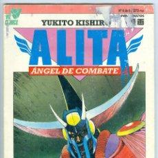Comics : PLANETA. ALITA ANGEL DE COMBATE. 4.. Lote 271352983