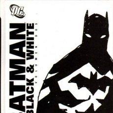 Cómics: BATMAN BLACK & WHITE (PLANETA) TOMO 2. Lote 271696178