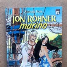 Fumetti: JON ROHNER / MARINO / ALFONSO FONT / ESPECIAL BD / PLANETA DE AGOSTINI /. Lote 272039118