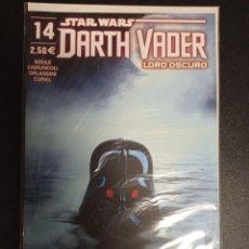 Cómics: STAR WARS DARTH VADER 14 MUY BUEN ESTADO. Lote 272344683