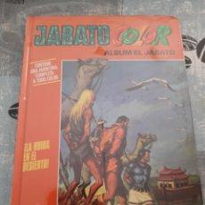 Cómics: JABATO COLOR , COLECCIONABLE PLANETA , TAPA DURA, 2009 , NÚMERO 26 PRECINTADO. Lote 273728963