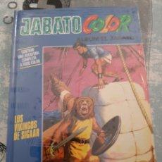Cómics: JABATO COLOR , COLECCIONABLE PLANETA , TAPA DURA, 2009 , NÚMERO 35 PRECINTADO. Lote 273731008