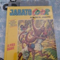 Cómics: JABATO COLOR , COLECCIONABLE PLANETA , TAPA DURA, 2009 , NÚMERO 45 PRECINTADO. Lote 273731813