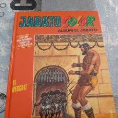 Cómics: JABATO COLOR , COLECCIONABLE PLANETA , TAPA DURA, 2009 , NÚMERO 50. Lote 273732163