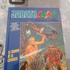 Cómics: JABATO COLOR , COLECCIONABLE PLANETA , TAPA DURA, 2009 , NÚMERO 51. Lote 273732358