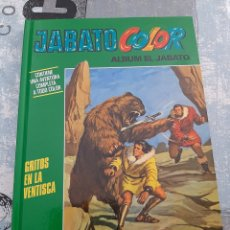 Cómics: JABATO COLOR , COLECCIONABLE PLANETA , TAPA DURA, 2009 , NÚMERO 52. Lote 273732563
