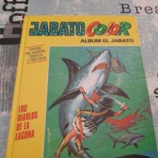 Cómics: JABATO COLOR , COLECCIONABLE PLANETA , TAPA DURA, 2009 , NÚMERO 53, ÚLTIMO. Lote 273732963