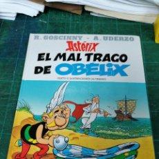 Cómics: ASTERIX. EL MAL TRAGO DE OBELIX.. Lote 275046978