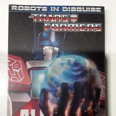 Comics: THE TRANSFORMERS. ROBOTS IN DISGUISE 5 - PLANETA CÓMIC. Lote 275449588