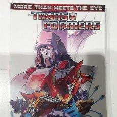 Comics: THE TRANSFORMERS. MORE THANOS MEETS THE EYE 5. LA AGONÍA DE LA LUZ - PLANETA CÓMIC. Lote 275449838