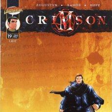 Cómics: CRIMSON Nº 19 - PLANETA - BUEN ESTADO - SUB02Q. Lote 275598013