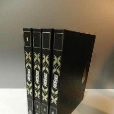 Cómics: GRANDES HÉROES (PLANETA COMIC, 1981) COMPLETA: 4 TOMOS. CON SIÓ, TOPPI, BATTAGLIA, MANARA, CREPAX. Lote 276478523
