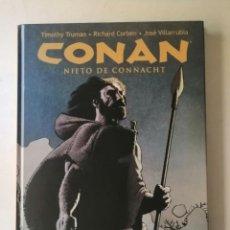 Cómics: CONAN NIETO DE CONNACTH. PLANETA COMIC.. Lote 276553753