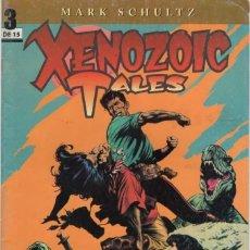 Cómics: XENOZOIC TALES Nº 3 - PLANETA - SUB02M. Lote 276560538