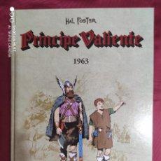 Cómics: PRINCIPE VALIENTE 1963. HAROLD FOSTER. EDITORIA. PLANETA 2012.. Lote 276570998