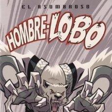 Cómics: EL ASOMBROSO HOMBRE LOBO Nº 1 - PLANETA - IMPECABLE - SUB02F. Lote 276614073