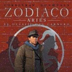 Cómics: ZODIACO Nº 1 ARIES EL DESAFIO DEL CARNERO (CORBEYRAN / GOETHALS) PLANETA - IMPECABLE - SUB02F. Lote 276656493