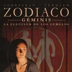 Cómics: ZODIACO Nº 3 GEMINIS LA ELECCION DE LOS GEMELOS (CORBEYRAN / VERDIER) PLANETA - IMPECABLE - SUB02F. Lote 276657153