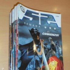 Cómics: 52 CASI COMPLETA SOLO FALTA EL Nº 51 (LA COLECCION CONSTA DE 52 NUMEROS) DC - PLANETA. Lote 277083748