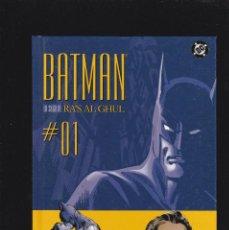 Cómics: BATMAN - LA SAGA DE RA'S AL GHUL - Nº 1 DE 12 - 176 PÁGS - PLANETA DEAGOSTINI -. Lote 277089093