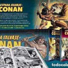 Cómics: LA ESPADA SALVAJE DE CONAN COMPLETA 90 TOMOS - PLANETA - BUEN ESTADO - OFSF15. Lote 277226678