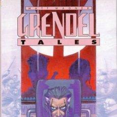 Cómics: GRENDEL TALES . GUERRA DE CLANES. Lote 277228418