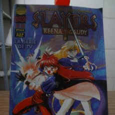 Cómics: SLAYERS REENA Y GAUDY Nº 2 - HAJIME KANZAKA SHOKO YOSHINAKA - PLANETA. Lote 277232208