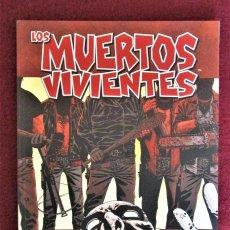 Cómics: LOS MUERTOS VIVIENTES Nº 17 ALGO QUE TEMER PLANETA DE TIENDA.VER DESCRIPCIÓN Y FOTOS. Lote 277254648