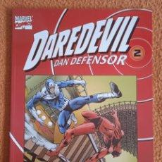 Cómics: DAREDEVIL DAN DEFENSOR 2 PLANETA. Lote 277451418