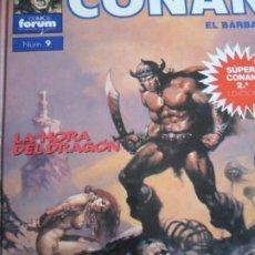 Cómics: LA ESPADA SALVAJE DE CONAN--SUPER CONAN 9. Lote 277463208
