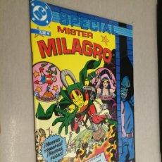 Cómics: MISTER MILAGRO SPECIAL / DC - PLANETA DEAGOSTINI. Lote 277688473